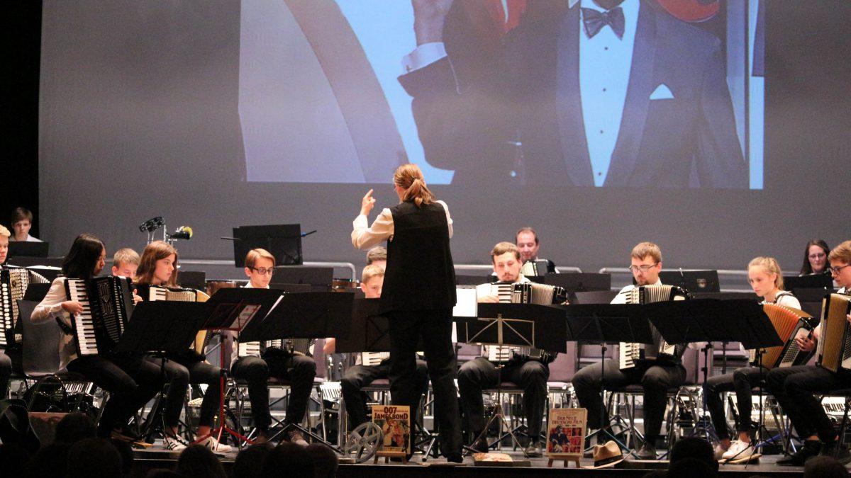 Jugendprojektorchester