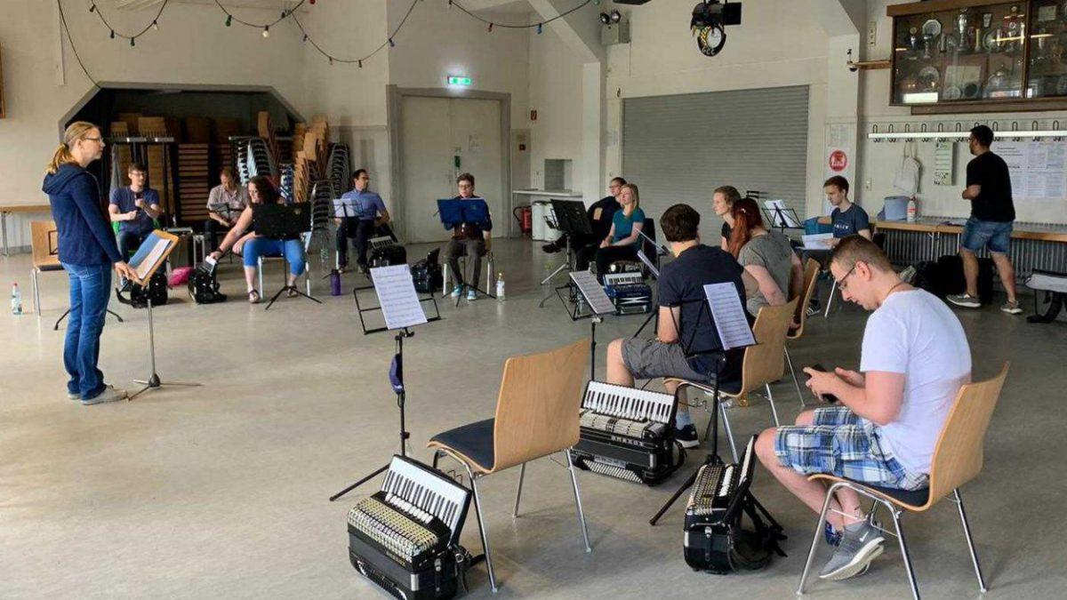 Juli-Probe 2020 in Eppstein